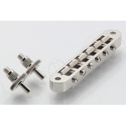 SCHALLER Guitar Bridge Chrome TUNE O MATIC