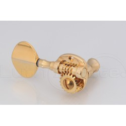 Bass Tuner set 2x2 gold