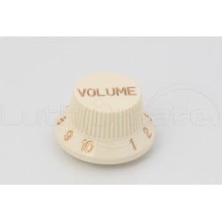 Strat Knob cream 'Volume'