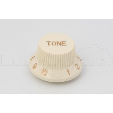 Bouton Style Strat 'TONE' crème