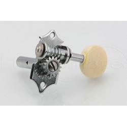 GOTOH Mécaniques SEP780 Nickel bouton plastique ivoire