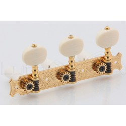 Classic guitar machine heads GOTOH Gold 35G620-2M