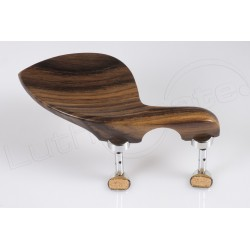 "Viola ""Guarneri"" Rosewood Chinrest 4/4"