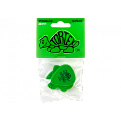 DUNLOP 12 Médiators TORTEX 0.88mm Players Pack