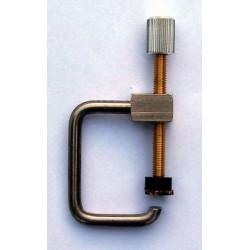 "F-Hole clamp throat depth 2.5cm - 1"""