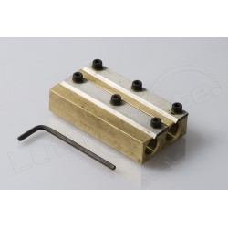 Brass Pegs Shaver cello