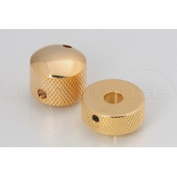 Bouton NOLLelectronic double Gold