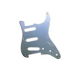 Pickguard Strat Chrome ABM