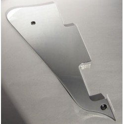 Pickguard Les Paul Chrome ABM