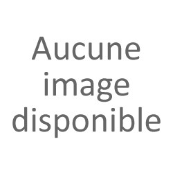 Jack attache courroie fixation 3 vis chrome